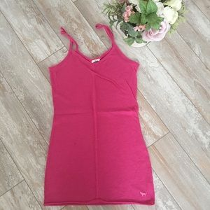 new • Like New PINK Tank Top